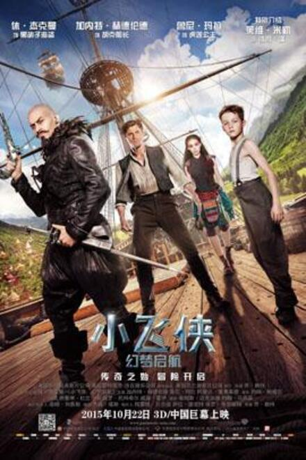 BOX OFFICE CHINE DU 19 OCTOBRE 2015 AU 25 OCTOBRE 2015