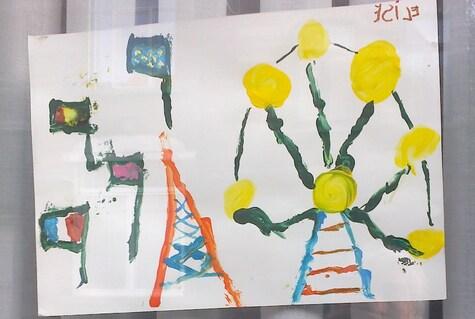 Daesh : Quand les enfants expriment par le dessin leur mal-être