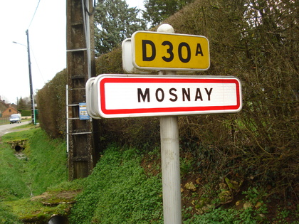 MOSNAY LE 31 JANVIER 2020