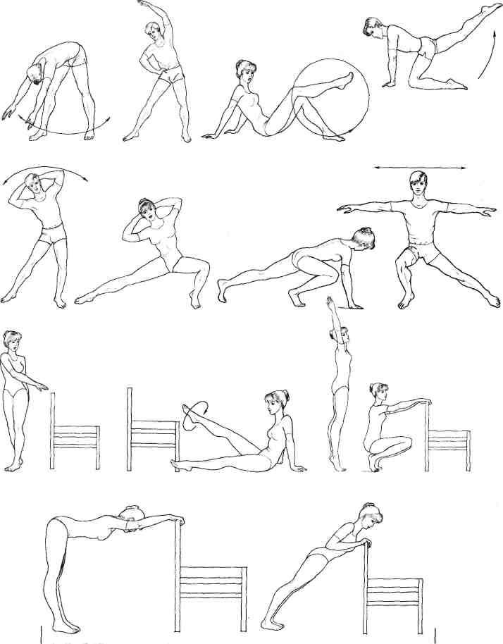 Упражнения жерлыкина для лечения диабета