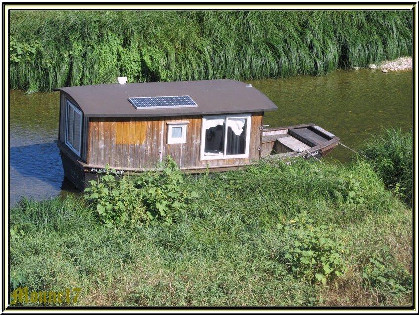 Jargeau balade sur les bords de Loire