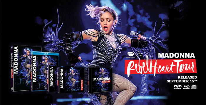 Rebel Heart Tour Electronic Promo Kit (RHT EPK)