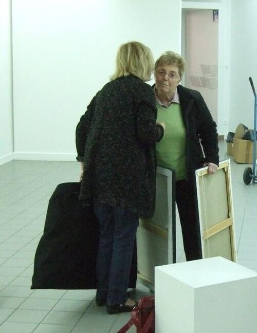 Le CLAP de Liévin- Exposition-Installation ce lundi