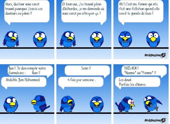 Humour du lundi ... !!!!