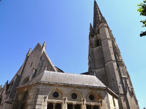 Niort dans les Déux-Sèvres (photos)
