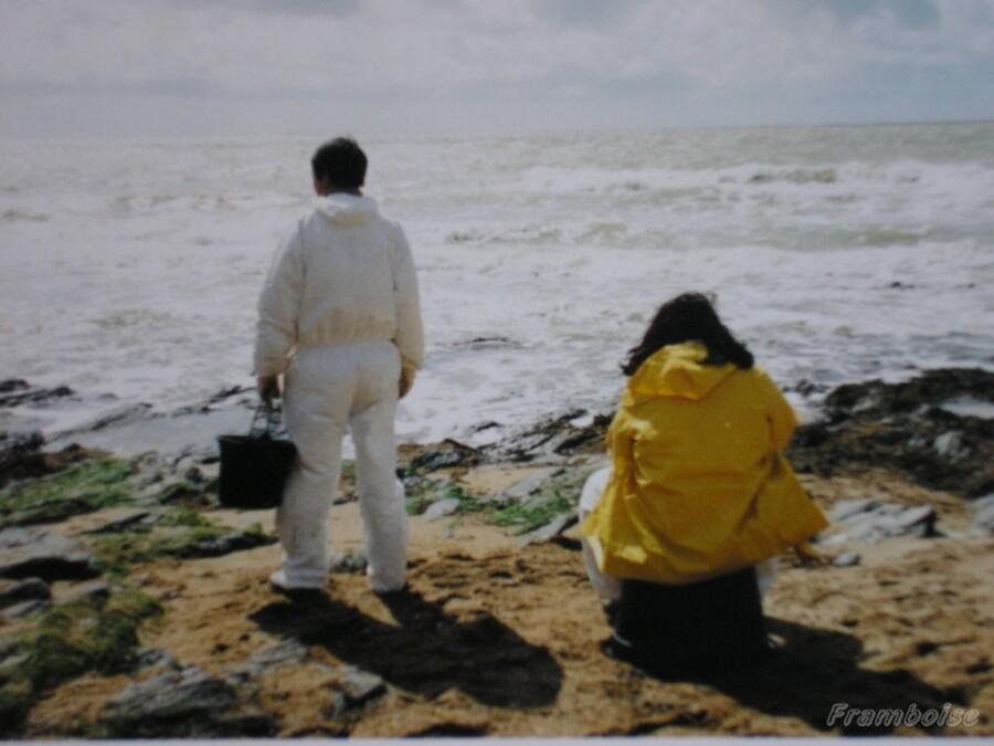 Erika décembre 1999 Framboise et N.....