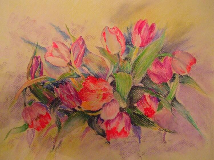 tulipes.pastel
