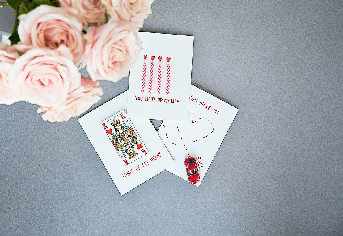 DIY : idées de cartes originales pour la Saint-Valentin