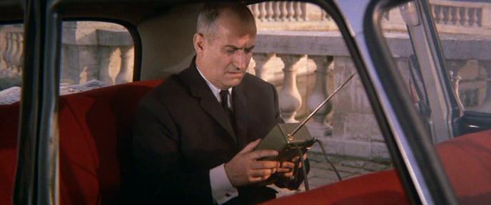 LE GRAND RESTAURANT - BOX OFFICE LOUIS DE FUNES 1966