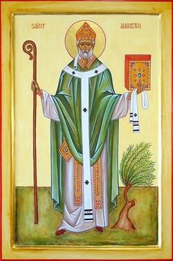 Bien tard, je t'ai aimée..............Un texte célèbre de saint Augustin