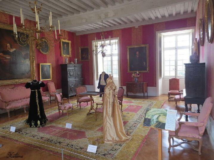 Le comte Roger de Rabutin de Bussy et son Château
