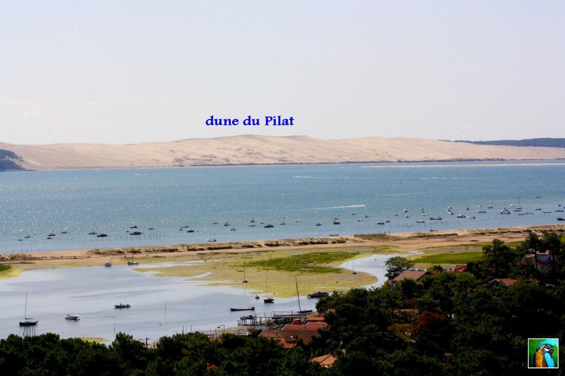 Cap Ferret : Visite du Phare
