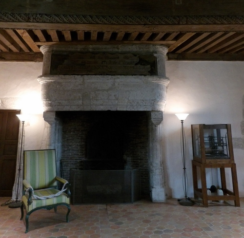 Le château de Talcy (2 )