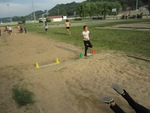 Séance d'athlétisme ce mercredi 14 septembre 2016 (1)