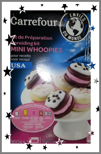 Mini Whoopies carrefour