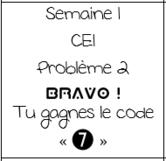 Escape Game de Problèmes