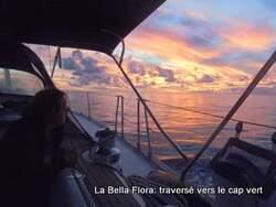 Traversée Canaries Cap-Vert