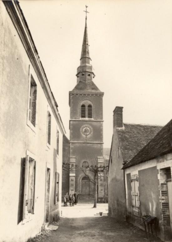 Plaintes et doléances de la paroisse de Fillé.