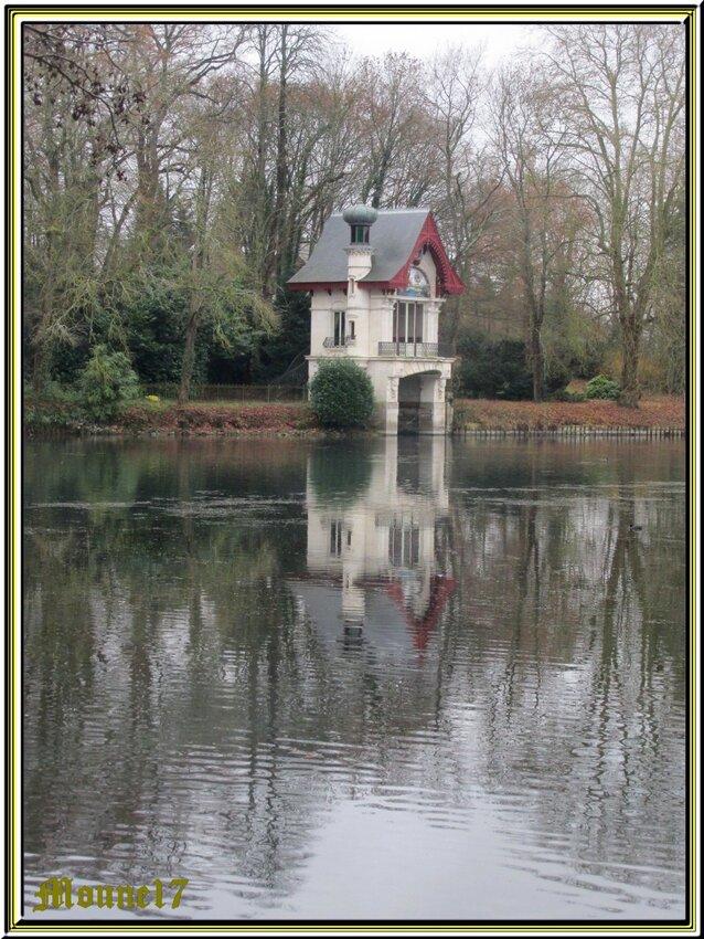 balade sur les bords du Loiret  décembre 2016