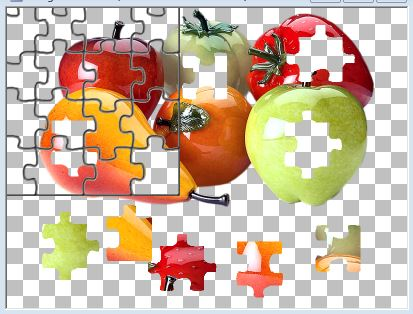 Tag Puzzle Gourmand