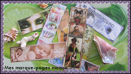"Mes MP ""maison"" [Clochette] 36"