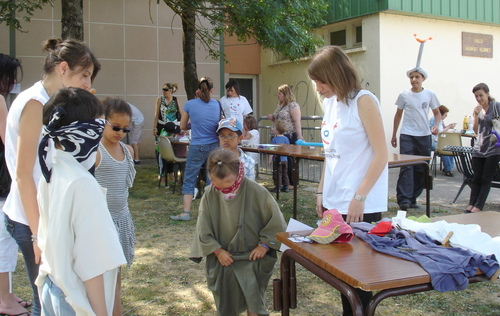 Après midi récréative Arthès,  mercredi 11 mai 2011