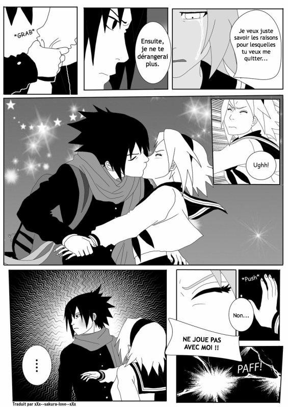 Konoha High School - Chapitre 7 (page 21 à 26)