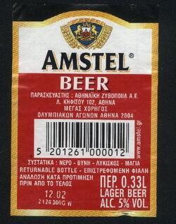 Amstel Brewery