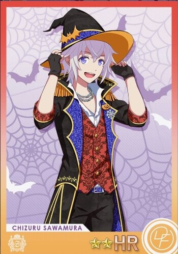 Halloween Wizard - Chizuru