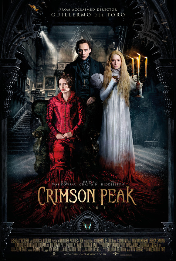Crimson peak (film)