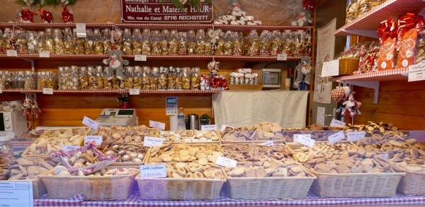 De place en place, les marchés de Noël à Strasbourg