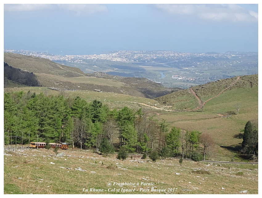 La Rhune - Pays Basque - Avril 2017