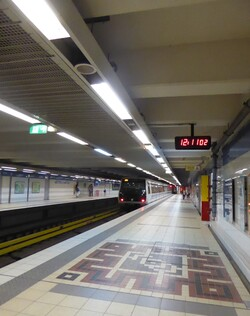 Tram/Métro d Alger