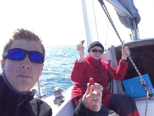 Croisière sur navire Passion III avec Chantal