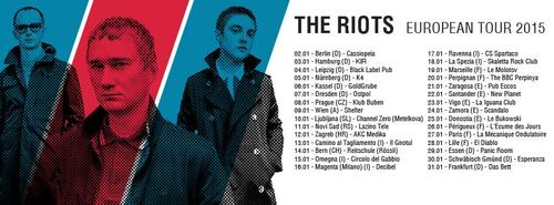 30. The Riots + DJ Set