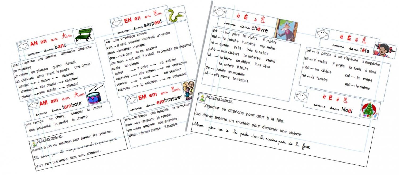 Gut bekannt Méthode de lecture CP - Véro à l'école IT68