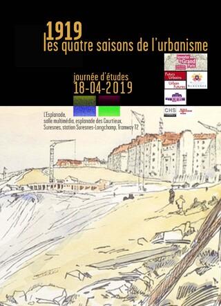 18 avril 2019 – 1919 Les quatre saisons de l'urbanisme