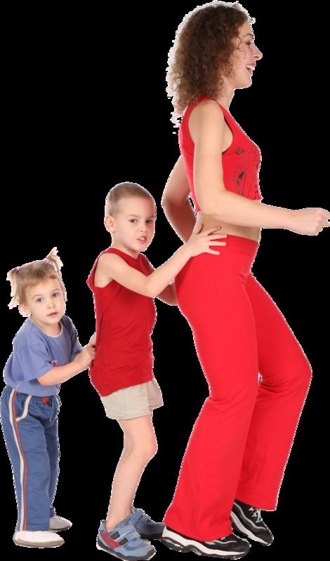 Femmes et enfants