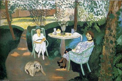 Matisse/l'artiste reconnu