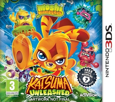 Moshi Monsters Katsuma Unleashed [US]