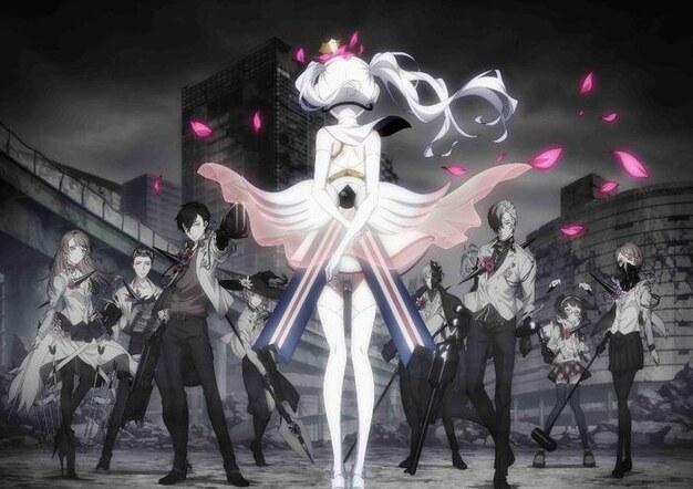 """Résultat de recherche d'images pour """"Caligula anime"""""""