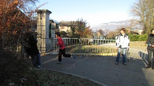 Croos 2011 au Forézan CM1