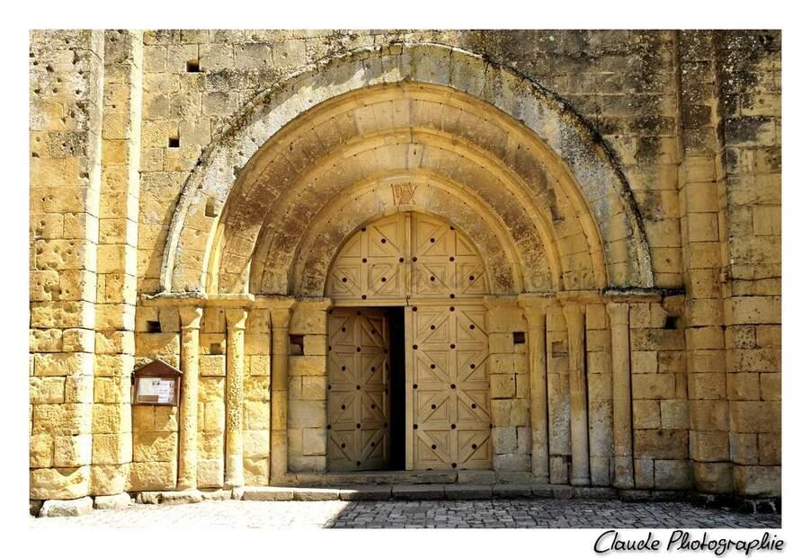 Cadouin - Dordogne - Aquitaine - 14 Avril 2014