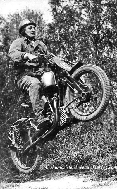 NSU 251 OSL : MOTO-CROSS & TOUT TERRAIN