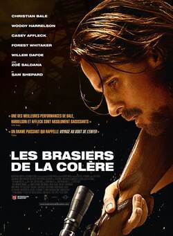 LES BRASIERS DE LA COLERE, avec Christian Bale, le 15 janvier 2014 au cinéma : découvrez un premier extrait !
