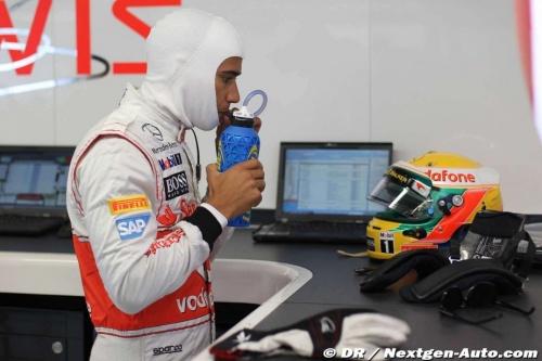 GP Canada - Bilan des essais : McLaren Mercedes