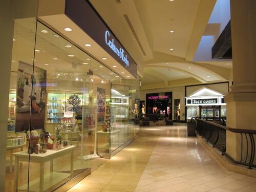 Aux Usa, les Malls