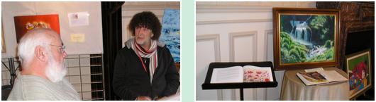 Rencontre avec Serge Maudet - 23.11.2012