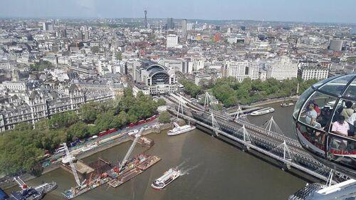 Visite à Londres en 2018 (01)