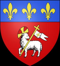 Blason de Rouen